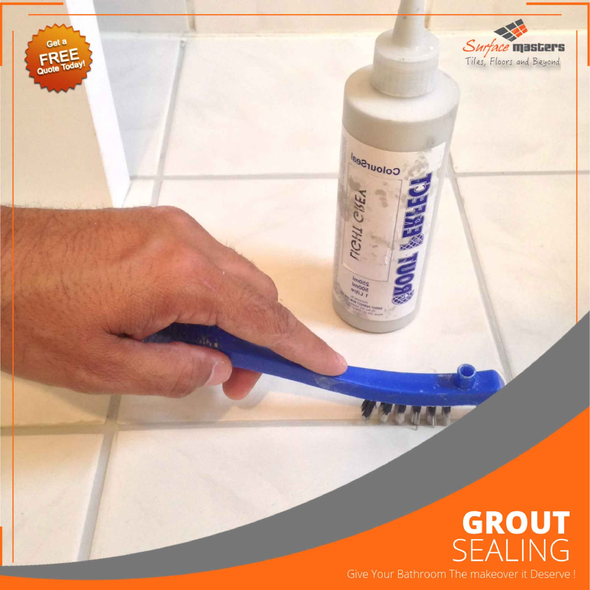 surface masters grout sealer
