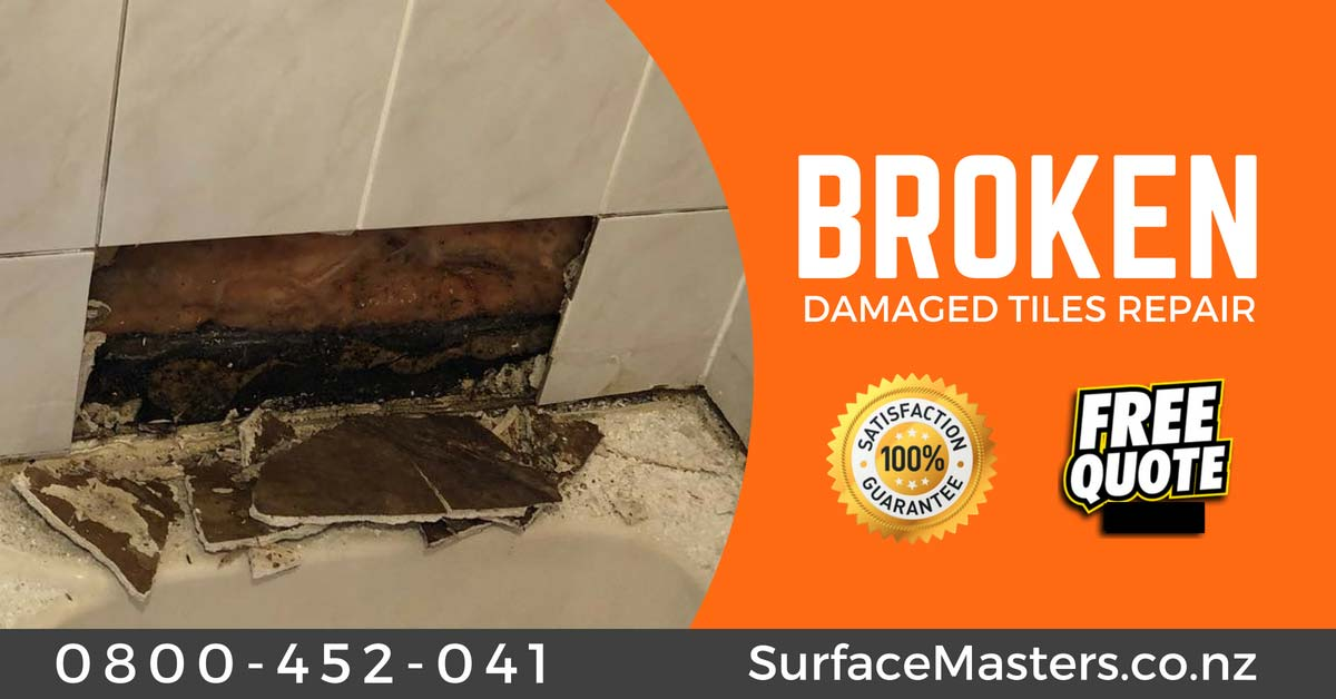professional grout and tile repair